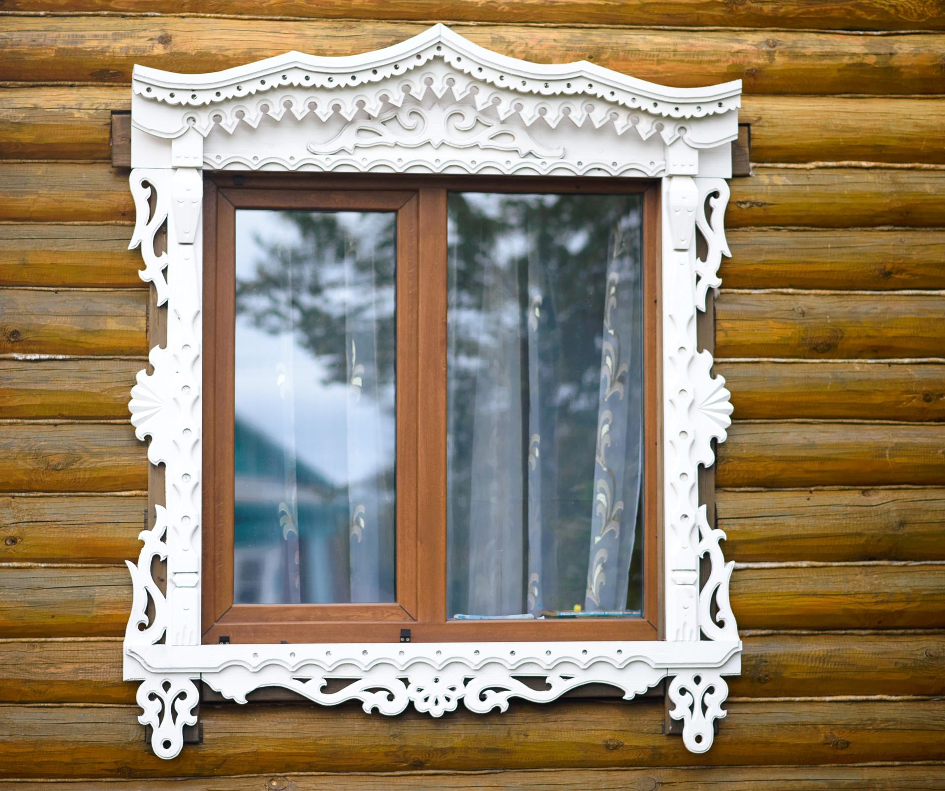 Наличники на окна своими руками деревянные, резные - Ремонт 18