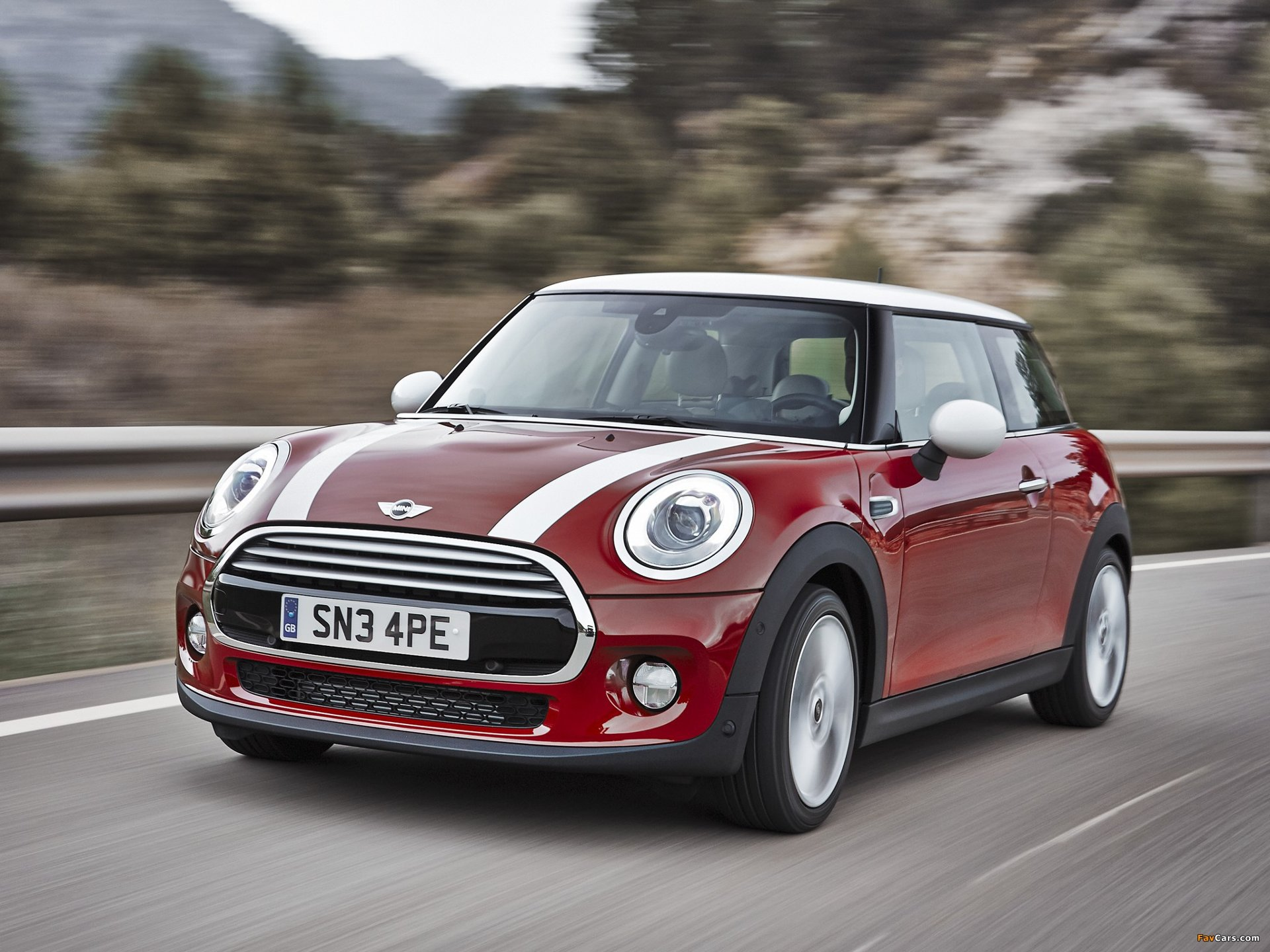 MINI Hatch - Coupe - Cabrio - Paceman - Roadster