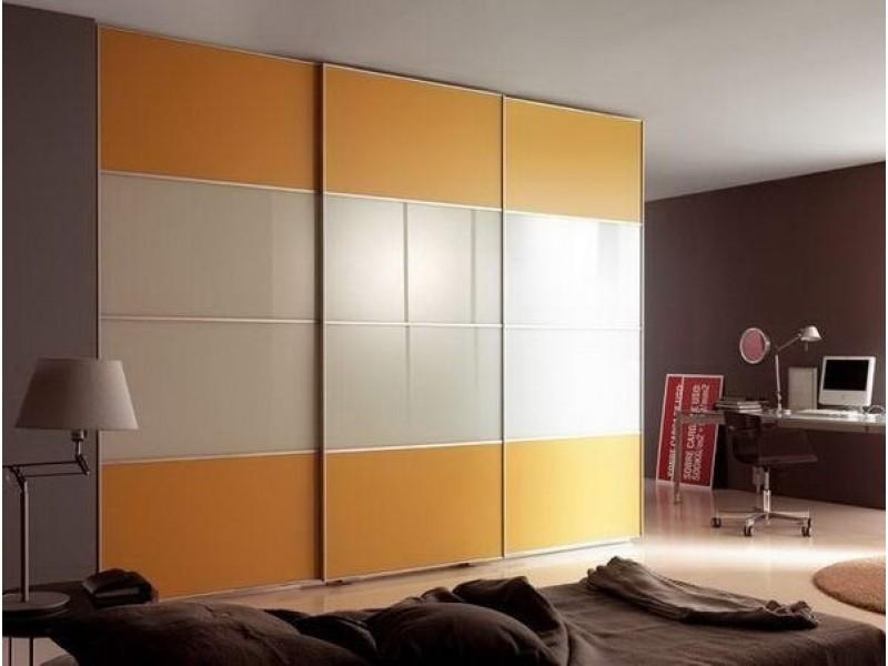 Встроенные стильный шкаф