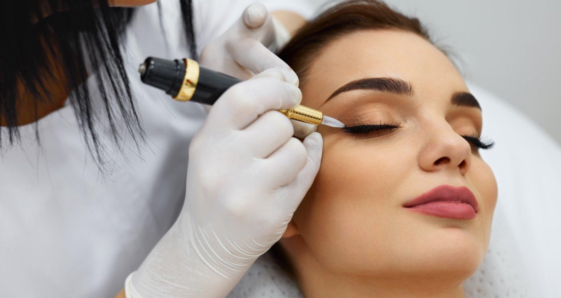 Перманентный макияж в клинике