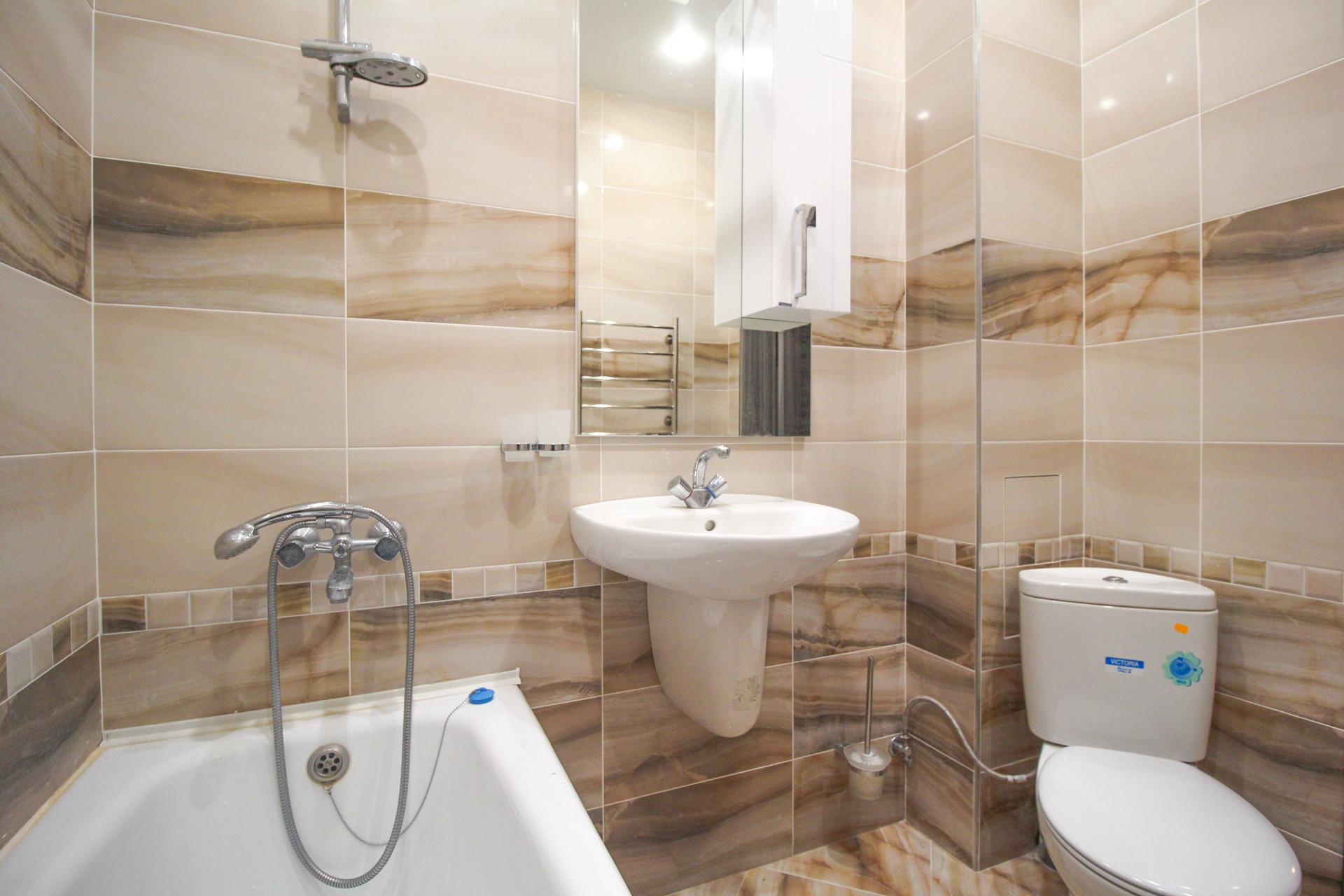 ванные комнаты без моек