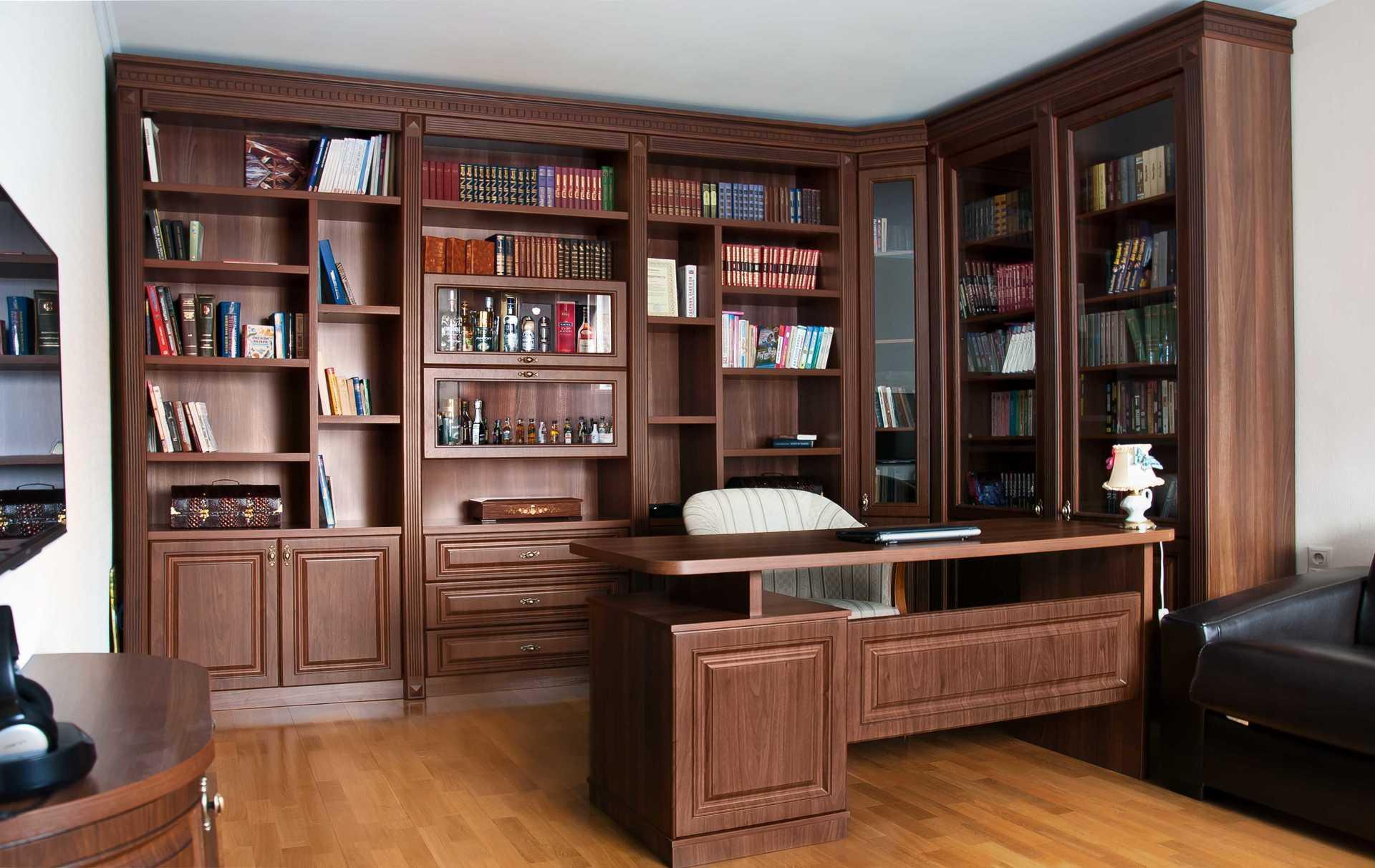 """Высокое качество мебели для библиотеки """" жилая недвижимость."""