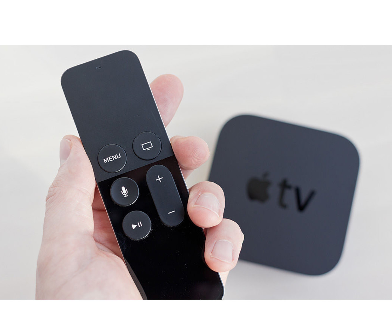 Apple TV 4 32 ГБ Смарт ТВ