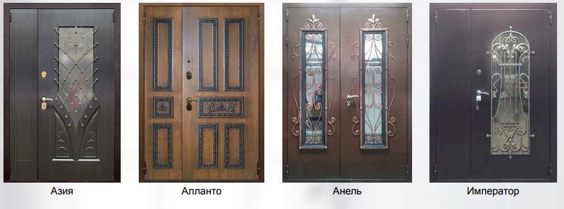 Тамбурные двери пермь