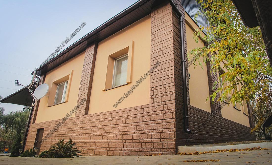 Материалы под отделку фасада домов