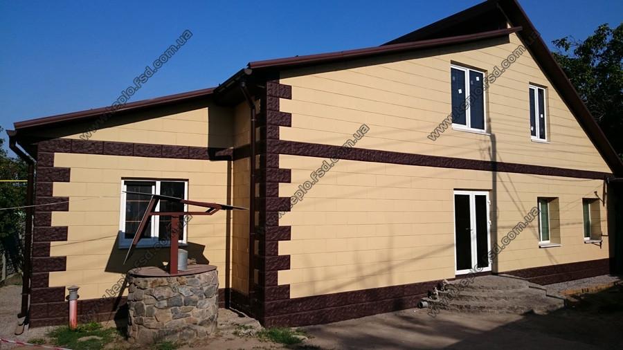 Смета на ремонт фасада школы