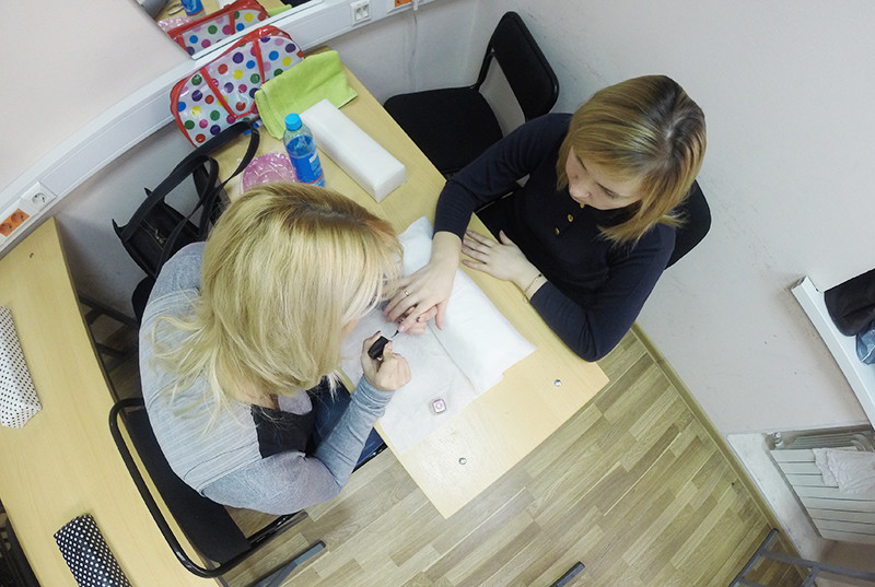 Школа для обучения на маникюр