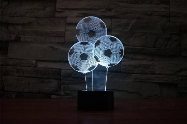 Светильник Мячи - воздушные шарики