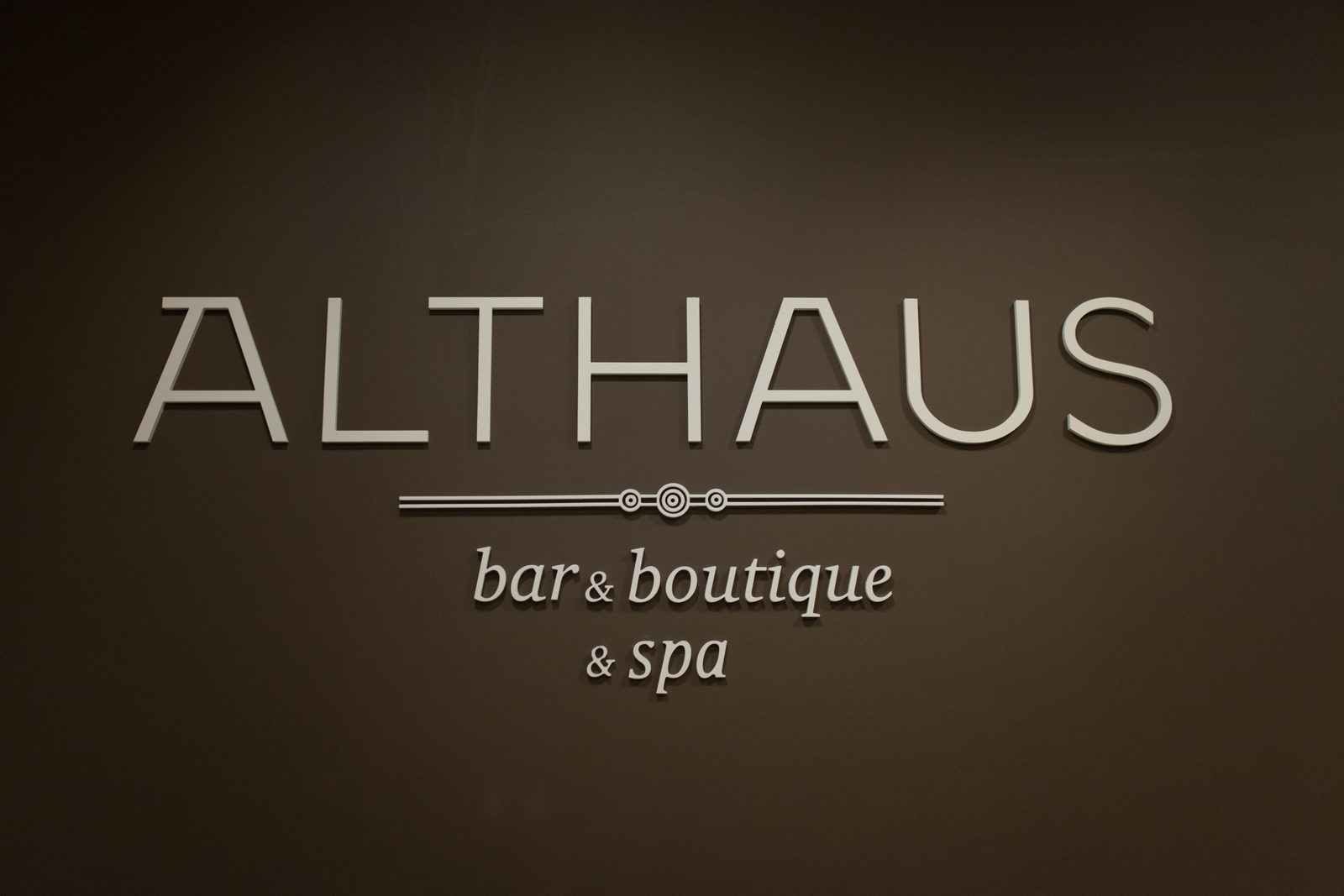СПА салон ALTHAUS Spa Skolkovo