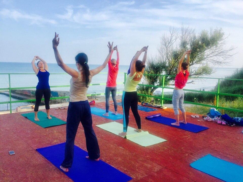 Как открыть студию йоги и фитнеса