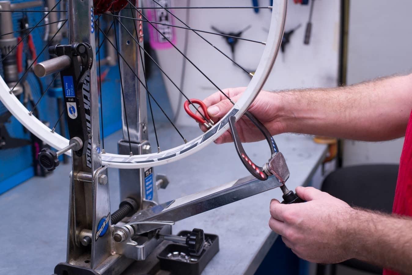 Ремонт велосипеда своими руками задняя