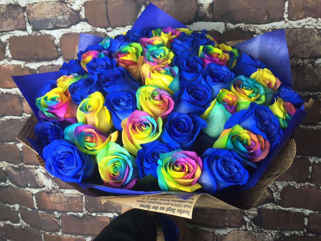 Цветы синего цвета: названия и фото 60