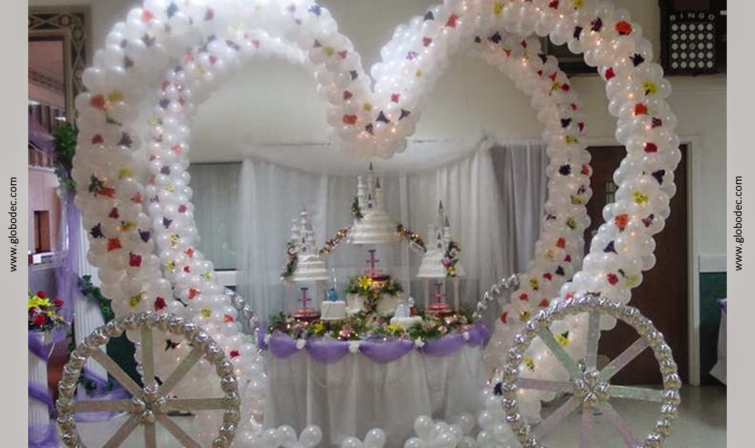 Как оформить свадьбу дома своими руками
