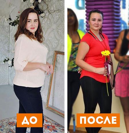 Результат быстрого похудения фото